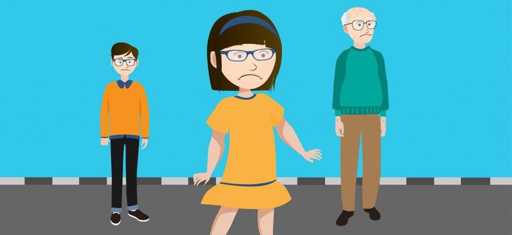 jenis miopia berbagai umur